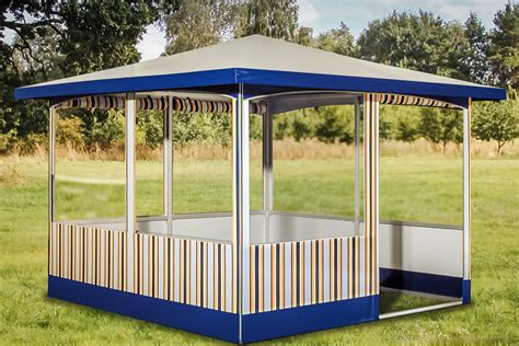 pavillon festes dach pavillon festes dach sunfun easy up grau x cm with