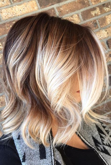 17 best ideas about different hair colors on pinterest blonde balayage hair colors with highlights balayage