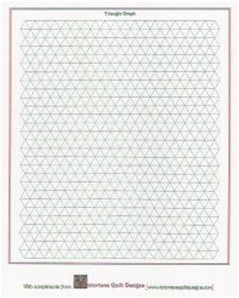 printable graph paper triangle 135 best images about crafts specialty quilt squares on