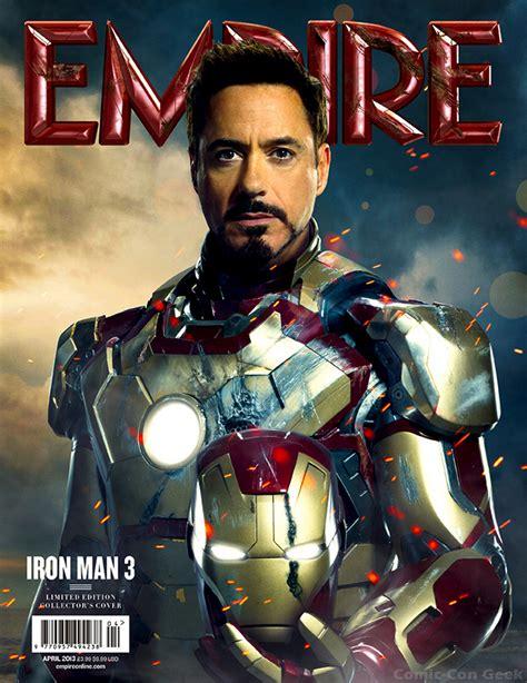 iron man posters empire magazine covers comic