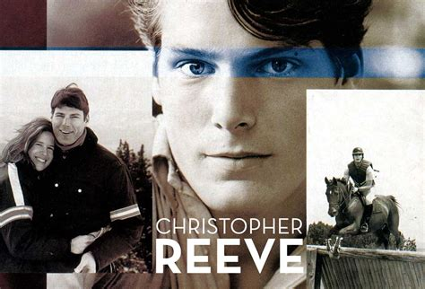 christopher reeve education our first interview with christopher reeve