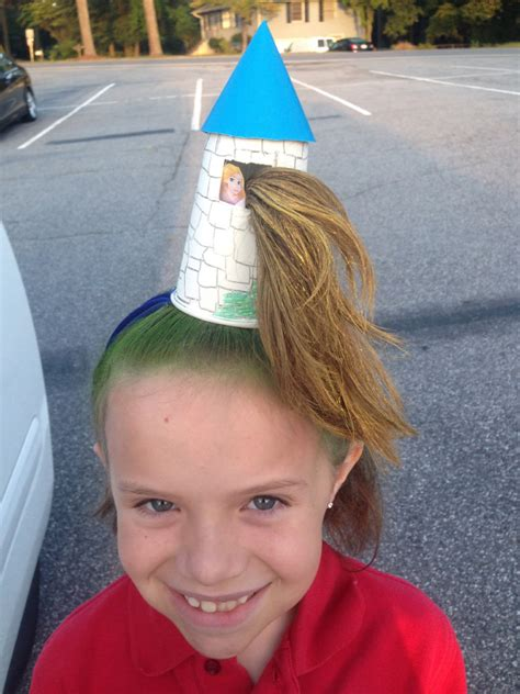 crazy hairstyles for boy age 9 the best hairdos from crazy hair day at schools