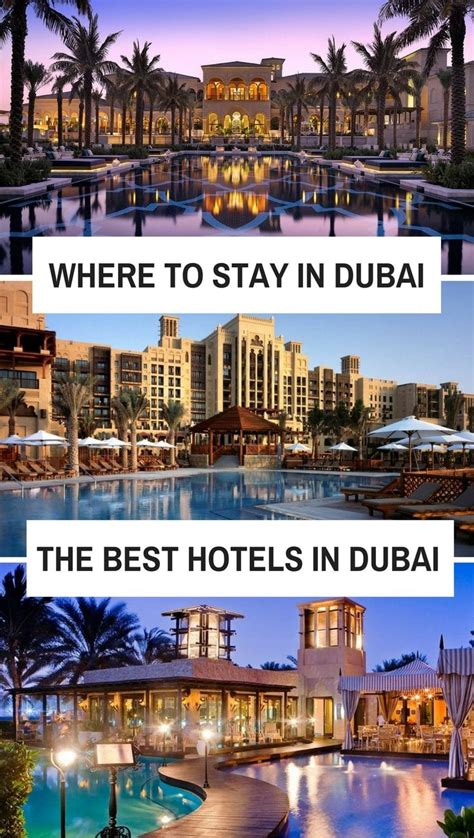 best hotels in dubai where to stay in dubai the best hotels in dubai the best
