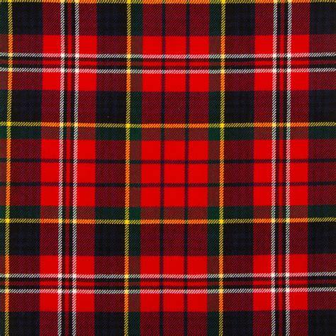 pattern weights co uk macpherson red modern medium weight tartan fabric