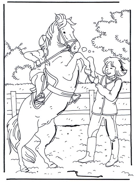 coloring pages of horses rearing rearing horses