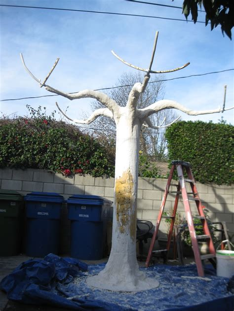 How To Make A Paper Mache Tree - discover and save creative ideas