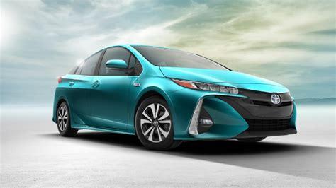 Toyota Hybrid Prius Fuel Consumption 2017 Toyota Prius Prime Fuel Economy