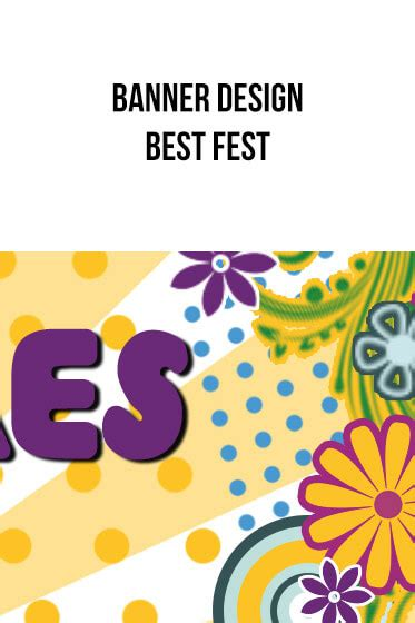 banner design best banner design best fest by funky photo booth