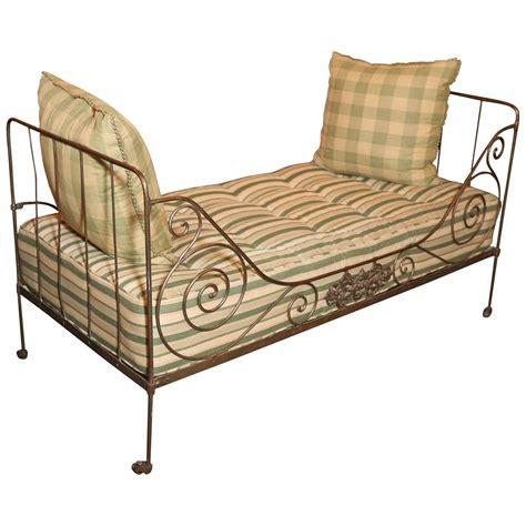 vintage metal daybed at 1stdibs