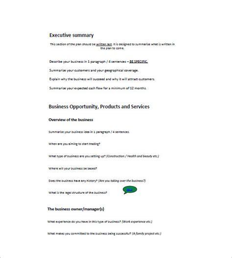 small business marketing plan template 15 microsoft word marketing