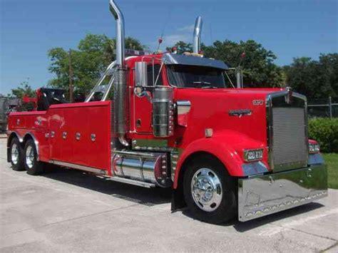 kw service truck kenworth w 900 2005 wreckers