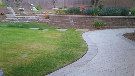 Patio Pavers Everett Wa Roses Landscaping Services Seattle Tacoma