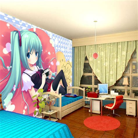 Anime Bedroom Decor by Anime Wallpaper For Bedrooms Www Indiepedia Org