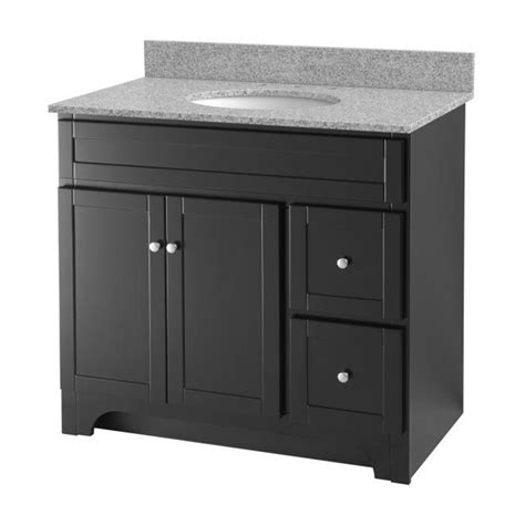 Worthington 36 Inch Espresso Bathroom Vanity Burroughs 36 Inch Bathroom Vanity