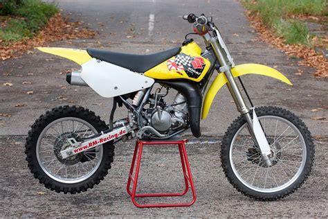 Cross Motorrad 85ccm by Gebrauchte Suzuki Rm 85 Cross Rm 85 Top Zustand
