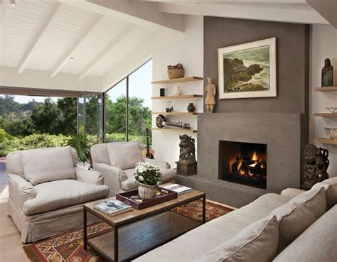 feature wall ideas living room with fireplace 24 modern living room decorating ideas browzer