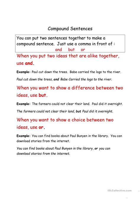 sentence pattern for they named the child prem all worksheets 187 free compound sentences worksheets