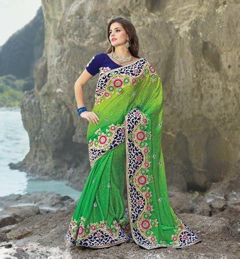how to drape a heavy saree how to drape wear a sari to look slim