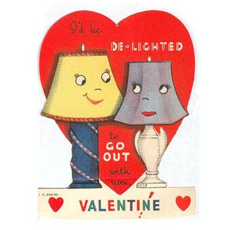 corny valentines day cards 10 best vintage valentines jillianastasia