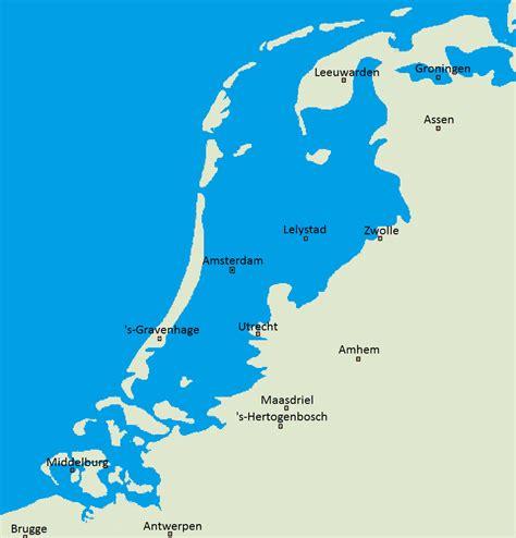 netherlands flood map flood in the netherlands