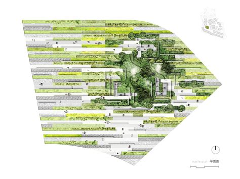 layout and landscape planning theories alessandro delli ponti 183 the forest tissue garden 183 divisare