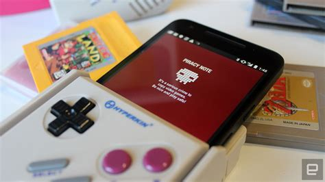 gameboy color accessories turn your smartphone into a boy with hyperkin s smartboy