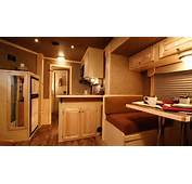 Horse Trailers With Living Quarters  Featherlite