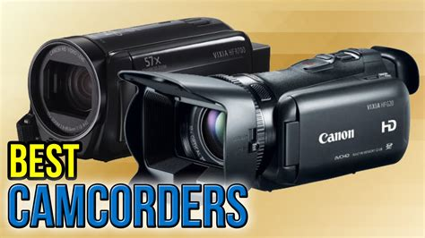 the best camcorders 9 best camcorders 2017
