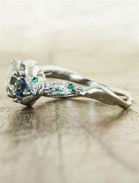 Wedding Ring Nature by Nature Inspired Wedding Rings Cheap Navokal