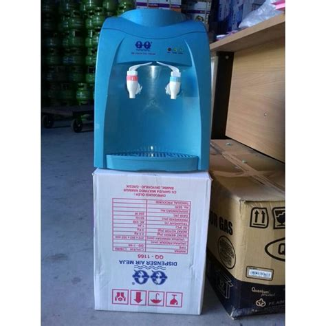 Dispenser Merk Sanex jual dispenser air panas dingin normal fresh qq miyako