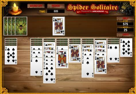 Pch Spider Solitaire - have you sat down beside spider solitaire yet pch blog