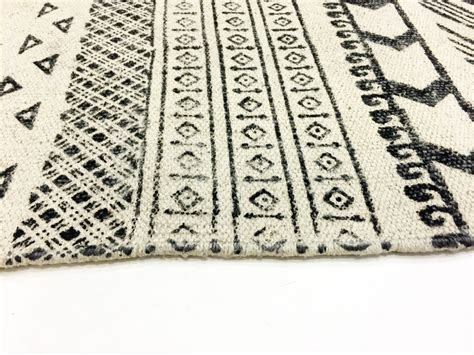 marrakech rugs rag rugs marrakech black grey white rag rugs