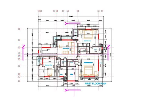 whole house wiring diagram circuit and schematics diagram