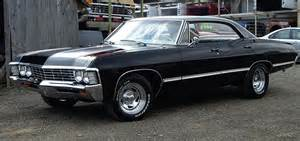 1967 chevy impala from supernatural prettymotors