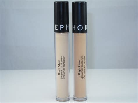 Serum Sephora sephora bright future gel serum concealer review