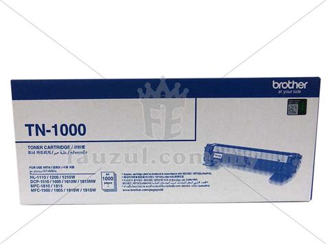 Toner Tn 1000 tn 1000 fauzul enterprise