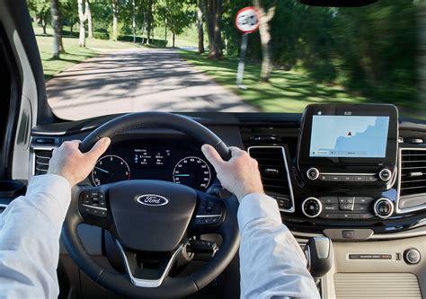 Ford Transit Connect Interior Makyajlı 2018 Yeni Ford Tourneo Custom 214 Zellikleri Ile