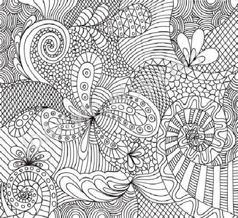Complicated Pattern Coloring Pages Coloring Pages Trend Complicated Coloring Pages