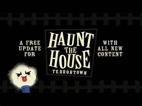 haunt the house haunt the house ghost train big free halloween update