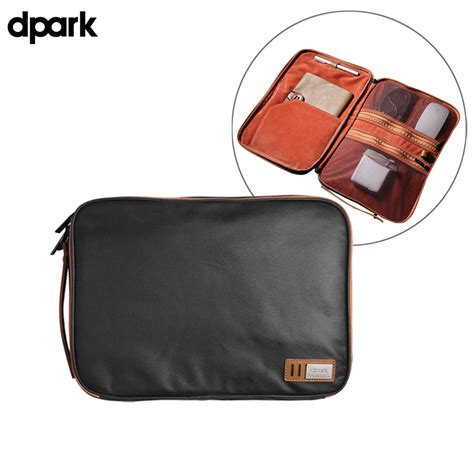 Diskon Waterproof Laptop Bag Sleeve For Macbook Air Retina Pro 11 12 waterproof canvas laptop sleeve bag with handle pockets for macbook air pro retina 13