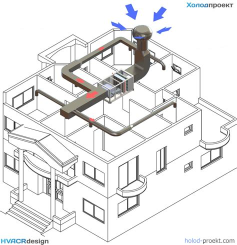 schematic diagram of hvac system wiring diagram