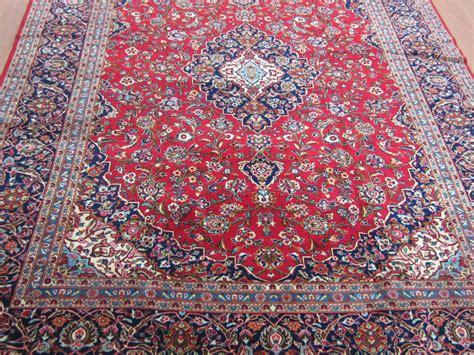 semi antique rugs semi antique kashan carpet shab antiques