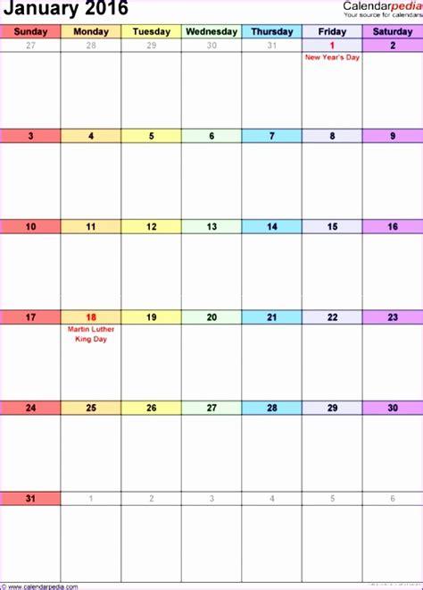 daily calendar template calendar template