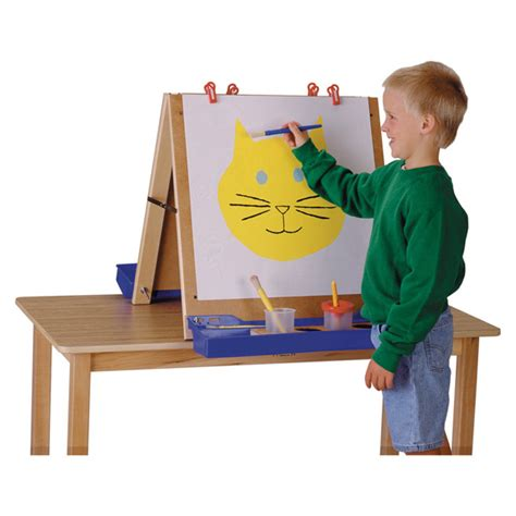 best easel for toddlers 0652jc tabletop easel