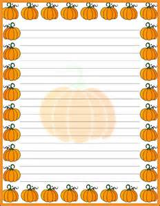 Halloween Writing Paper Template 35 Best Images About Writing Paper On Pinterest Kids