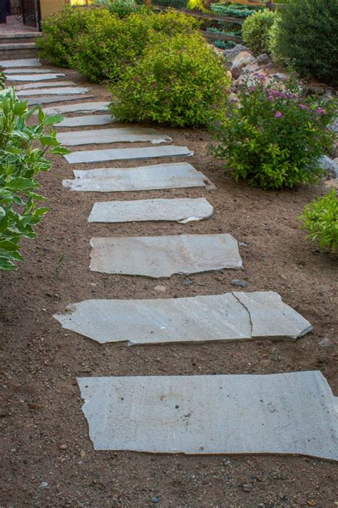 paver or flagstone walkways nvision landscaping llc