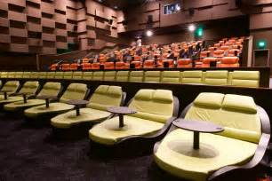 Ipic Theaters Ipic Now Open In The South Seaport Downtown