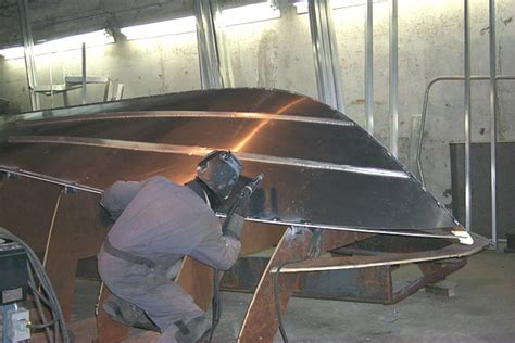 aluminum boats made in bc more aluminum boat hull plans galler pic boat