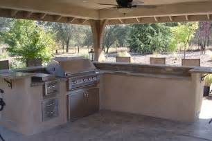 Outdoor Kitchen Furniture Creating A Stylish Outdoor Kitchen Cabinets My Kitchen
