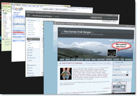 jurnal layout peta foxtab 3d flip your tabs in firefox peta konsep